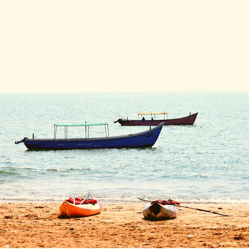 Gokarna-Boats